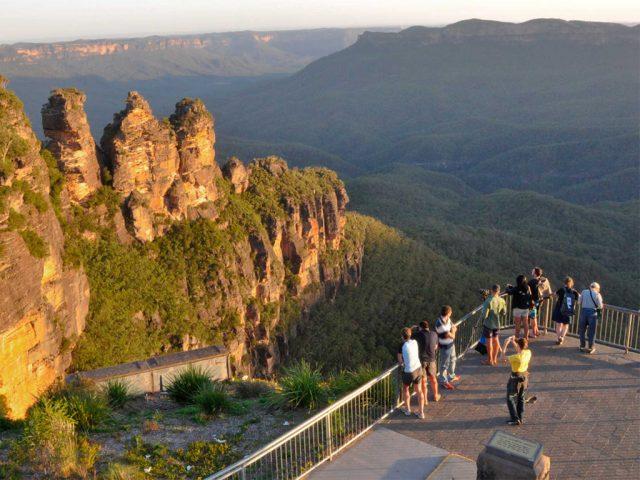 Blue Mountain Úc
