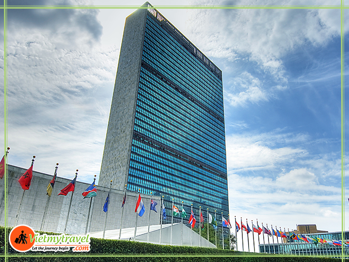 Trụ sở trung tâm Liên Hợp Quốc tại Hoa Kỳ