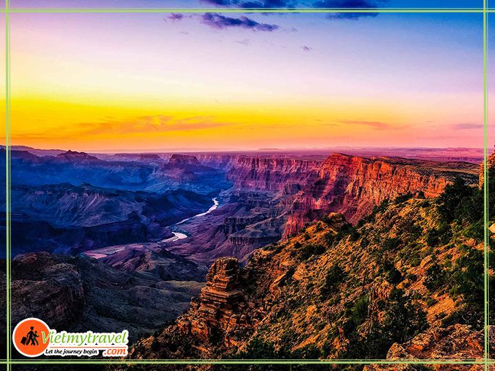 Grand Canyon -Tour du lịch Mỹ Tết 2019